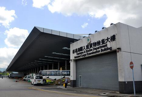 香港進出口貨物向海關申報