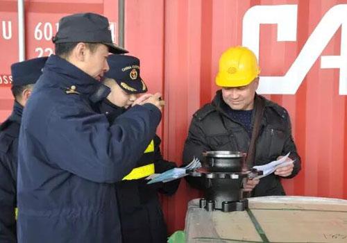 海關查驗進口機械為審價徵稅提供依據