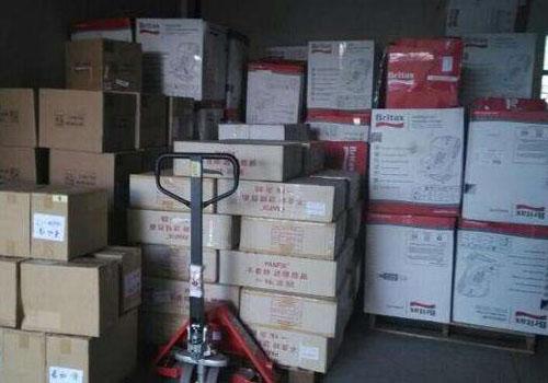 香港进口货物清关后安排给客户配送
