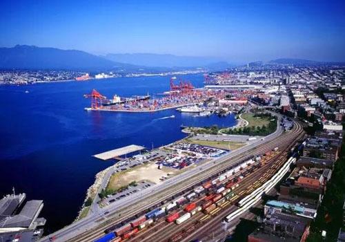 香港港口優勢幫助企業提高商品流通率