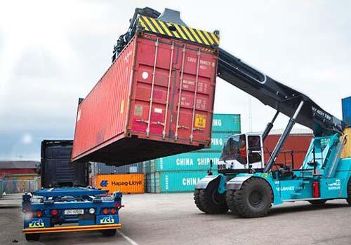 日本進口清關貨物碼頭裝卸