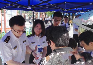 商檢現場解答進口食品檢測流程