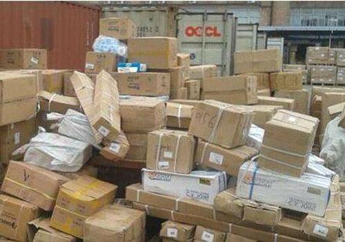 香港倉庫大量貨物進口清關到國內