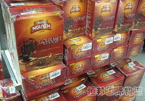越南咖啡進口清關配合海關查驗