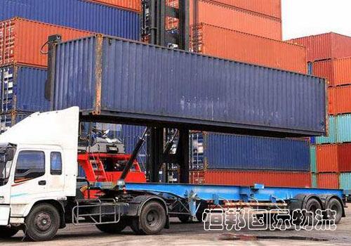 香港进口货物到达码头办理清关手续