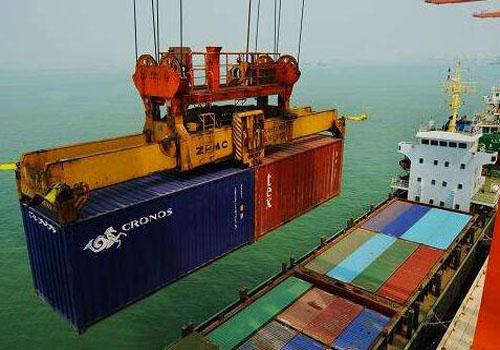 香港進口貨物代理清關手續碼頭吊裝