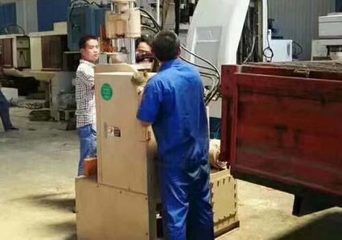 出口泰國雙清專車上門裝卸