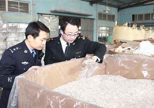 泰國PP再生料進口配合海關查驗