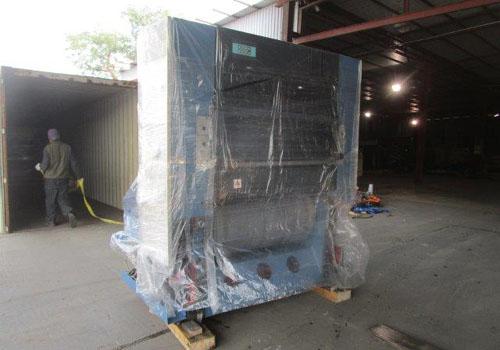印刷機進口報關安排香港中檢