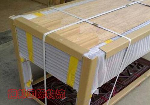 傢具出口新加坡包裝完整提供準確裝箱單