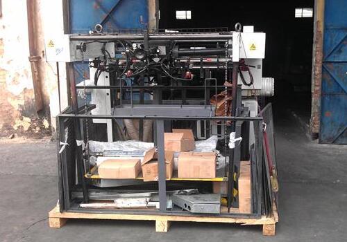 進口舊設備按海關的清關流程辦理通關手續