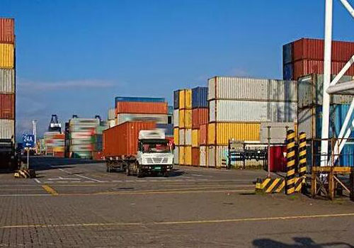 一般贸易进口货物码头装运