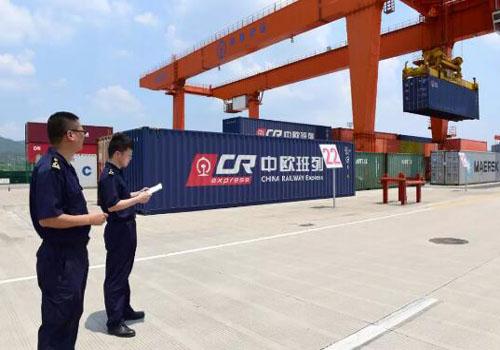 一般貿易進口貨物送達海關監管區規範申報