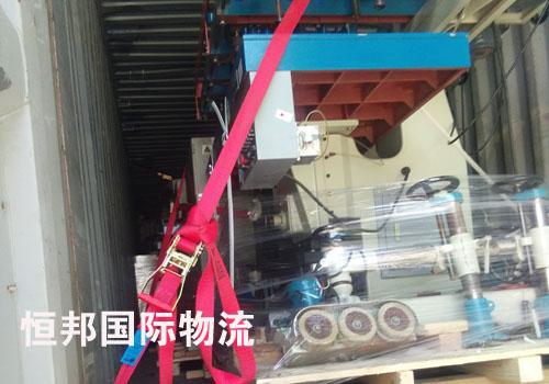 香港進口機械辦理中檢手續