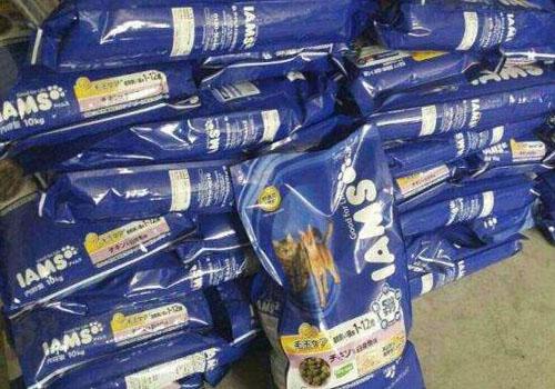 電商法實施規範進口貓糧、狗糧