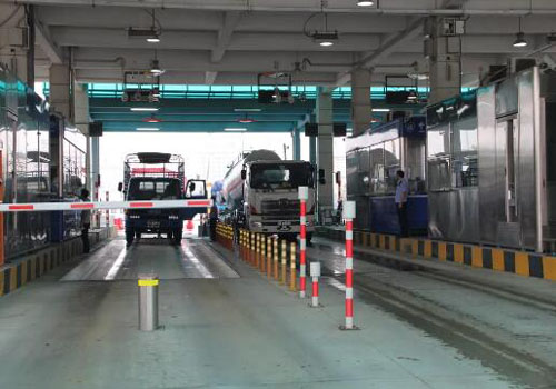供港海産品通過港珠澳大橋加速通關