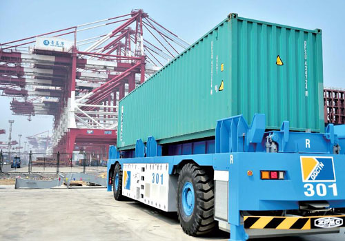 Foreign trade totaled 20.13 trillion yuan, up 3.6 percent year-on-year