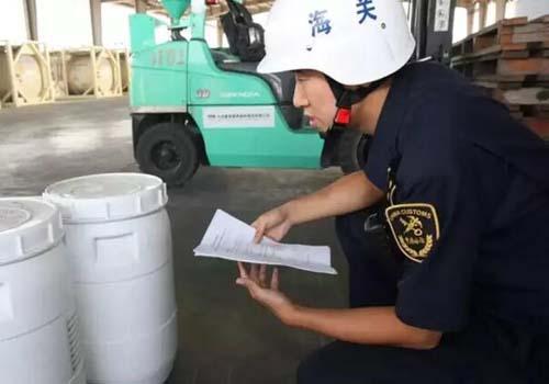 進口潤滑油根據規範申報要求進行准確申報