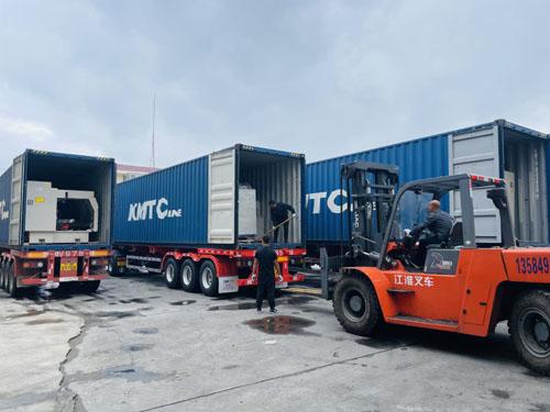 进口机械用集装箱运输办理清关手续