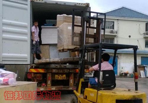 出口柬埔寨清關提供准確裝箱清單